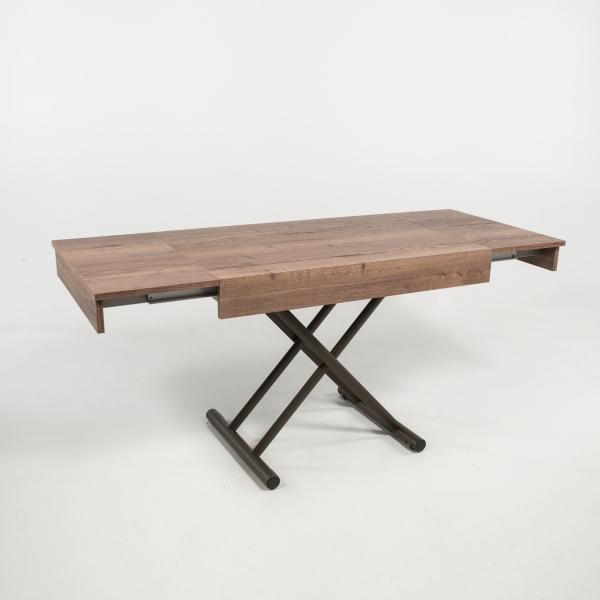 Table réglable en hauteur et extensible italienne - Compact - 4
