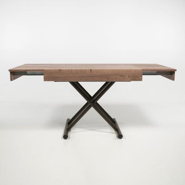 Table réglable en hauteur et extensible de qualité- Compact - 5