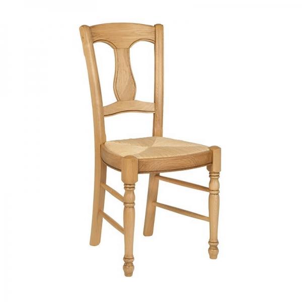 Chaise de salle à manger en bois - 260 - 6