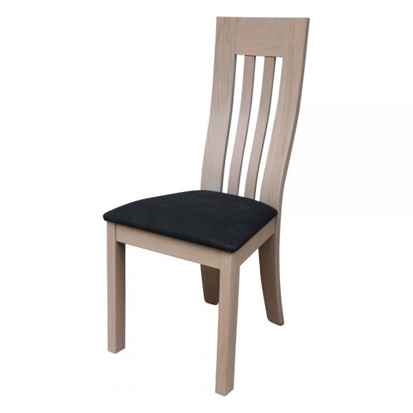 Chaise française en bois massif - Sésame 1620 - 2