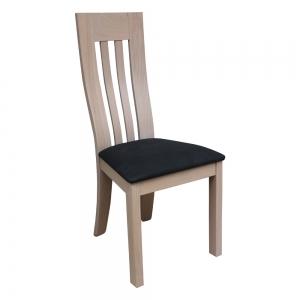 Chaise fabrication française en bois massif - Sésame 1620