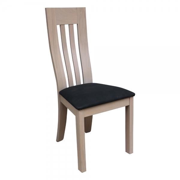 Chaise fabrication française en bois massif - Sésame 1620 - 1