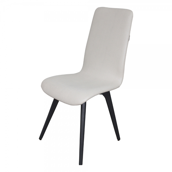 Chaise contemporaine confortable made in France - Lotus - 3
