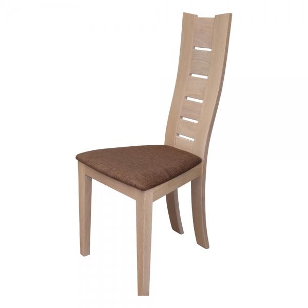 Chaise en bois massif de fabrication française - Anis 1450 - 2
