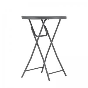 Table pliante mange debout Cocktail - Hauteur 110 cm
