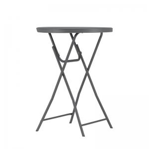 Table pliante mange debout Cocktail - Hauteur 110 cm