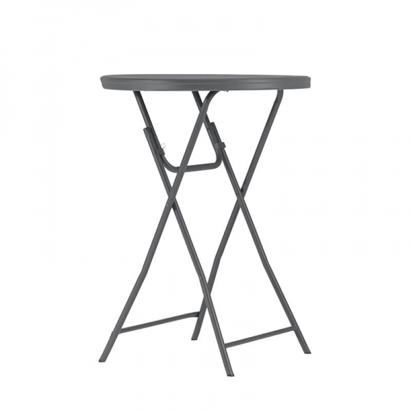 Table pliante mange debout Cocktail - Hauteur 110 cm - 1