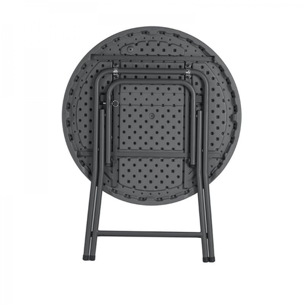 Table snack pliante - Hauteur 90cm - 5