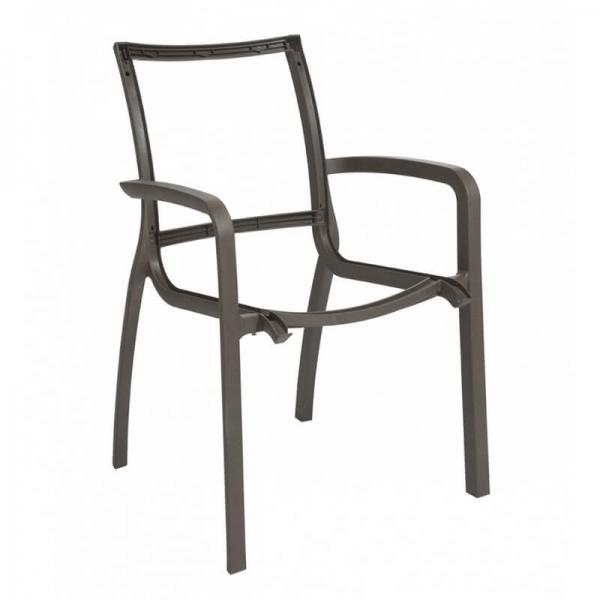 Structure de fauteuil de jardin - Sunset Grosfillex - 26