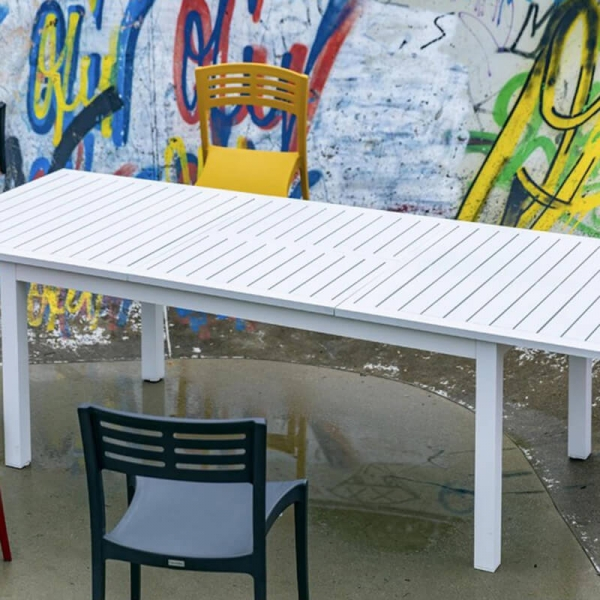 Table de jardin Grosfillex extensible - Triptic - 13