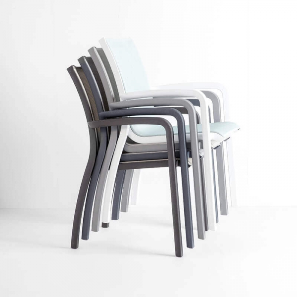 Fauteuils empilables made in France - Sunset Grosfillex - 21