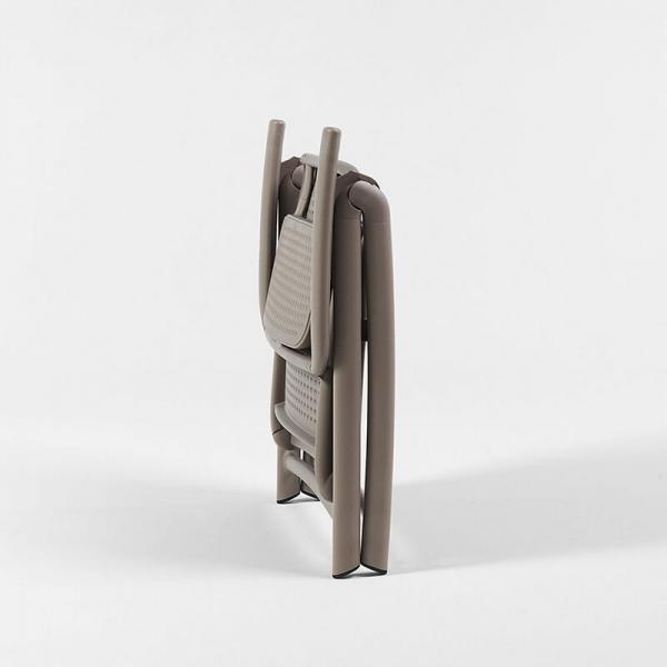 Fauteuil de jardin pliant en polypropylène réglable - Aqua Marina - 17