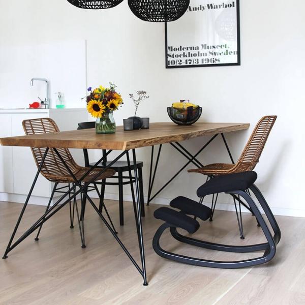 Siège ergonomique bureau assis genoux - Variable Varier® - 5
