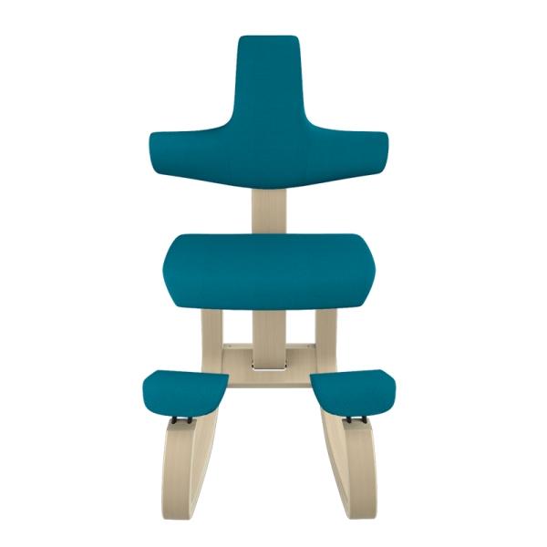 Siège de bureau assis genoux bleu - ThatSit Varier® - 22