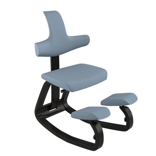Siège assis genoux bleu ciel - ThatSit Varier® - 14
