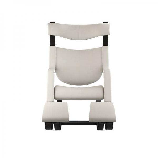 Fauteuil de repos ergonomique en tissu blanc - Gravity Varier® - 16