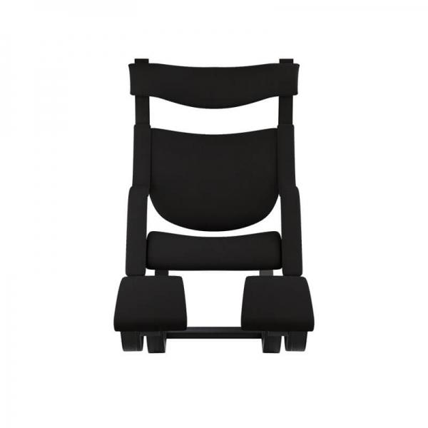 Fauteuil relax ergonomique noir pour le salon - Gravity Varier® - 19