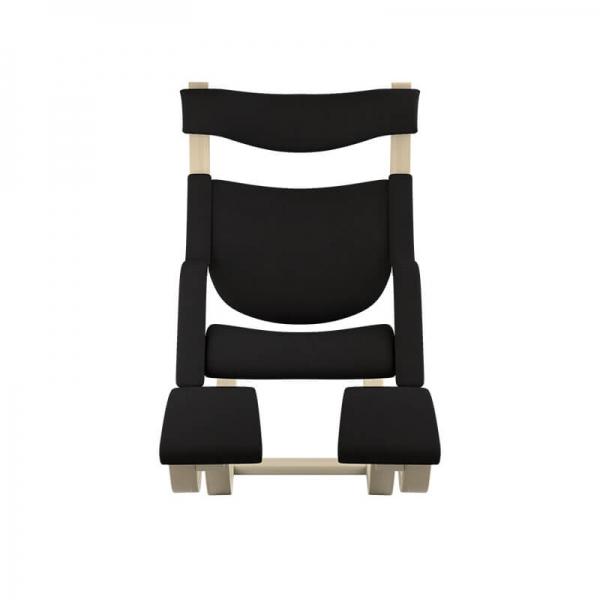 Fauteuil de relaxation bois et tissu - Gravity Varier® - 22