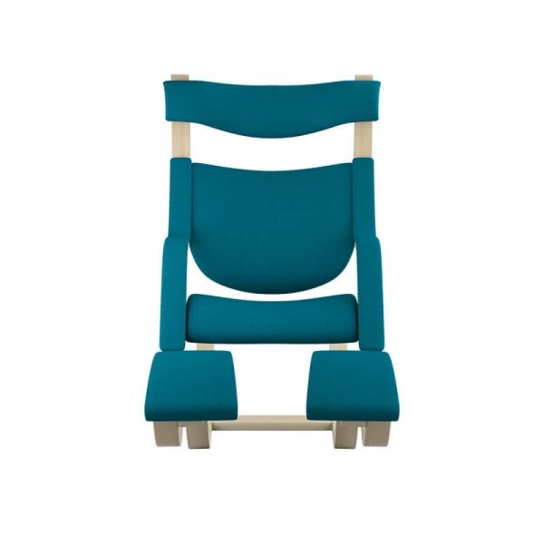 Fauteuil stressless en tissu bleu - Gravity Varier® - 28