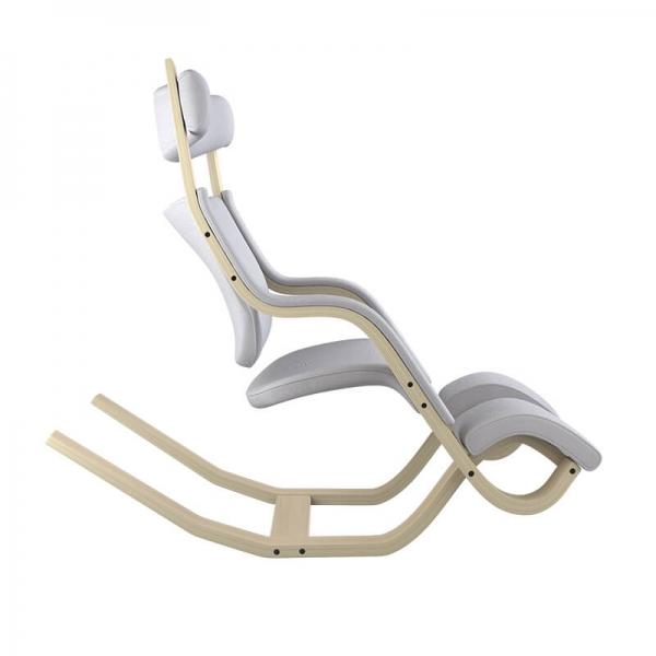 Fauteuil de salon ergonomique gris clair - Gravity Varier® - 33