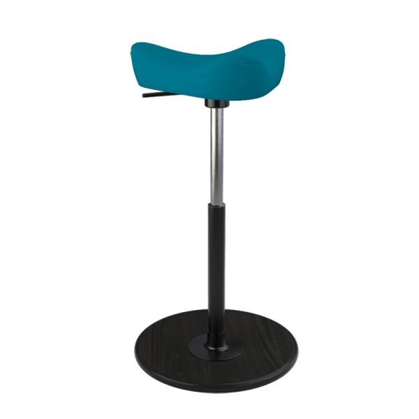Tabouret ergonomique de bureau bleu - Move Small Varier® - 17