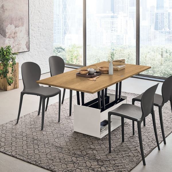 Table basse moderne modulable italienne - Wind - 2