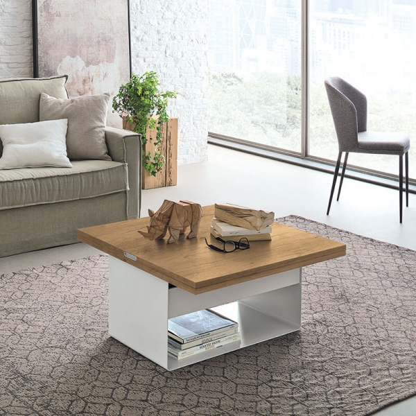 Table basse moderne modulable italienne - Wind - 1