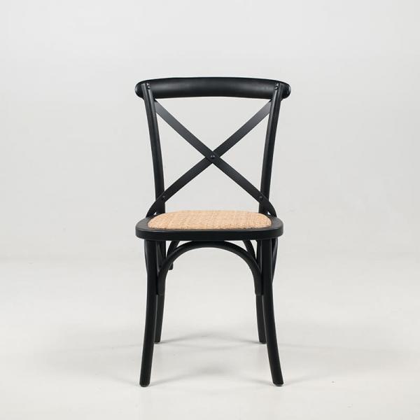 Chaise bistrot en bois de bouleau - Cabaret - 3