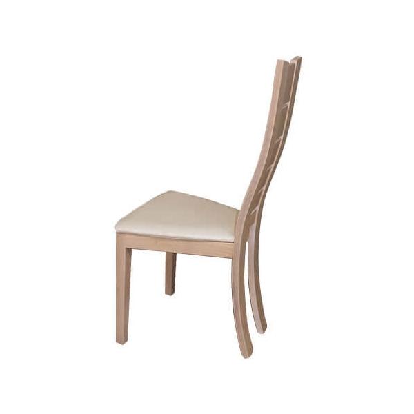 Chaise de salle à manger contemporaine de fabrication française - Anis 1450 - 7