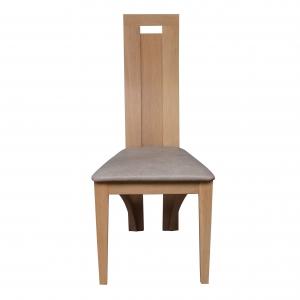 Chaise de salle à manger fabriquée en France - Anis Arc 1470