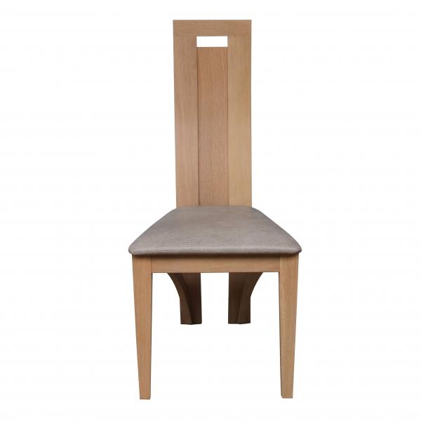 Chaise de salle à manger fabriquée en France - Anis Arc 1470 - 1