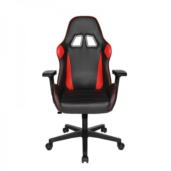 Fauteuil gamer noir et rouge - Speed chair 2 - 2