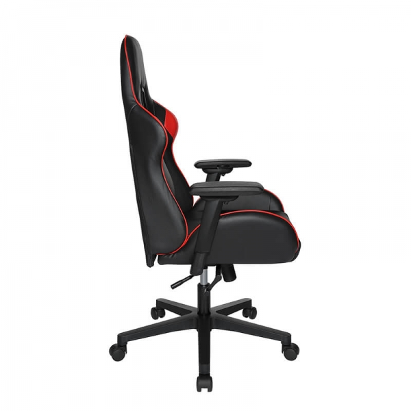 Chaise gaming pro rouge et noire réglable - Speed chair 2 - 5