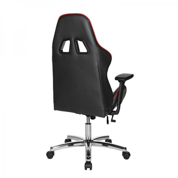 Fauteuil de bureau gamer réglable noir et rouge - Speed chair 2 - 18