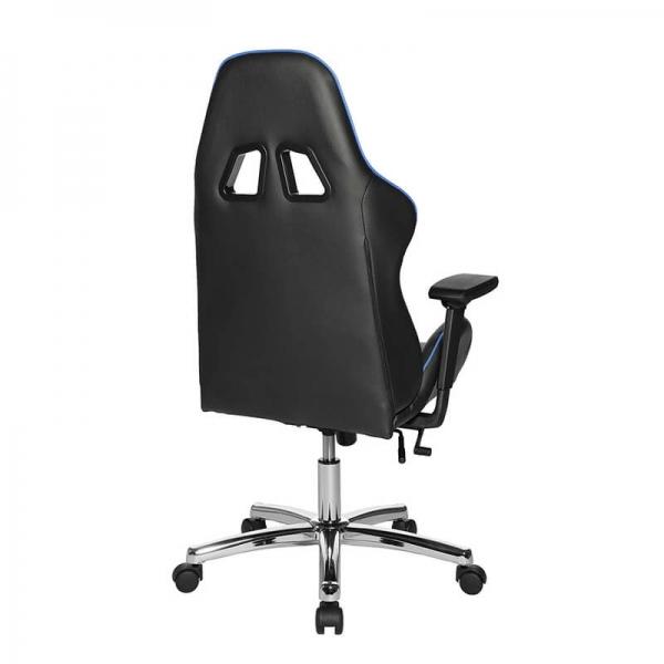 Fauteuil e-sport noire et bleue - Speed chair 2 - 25
