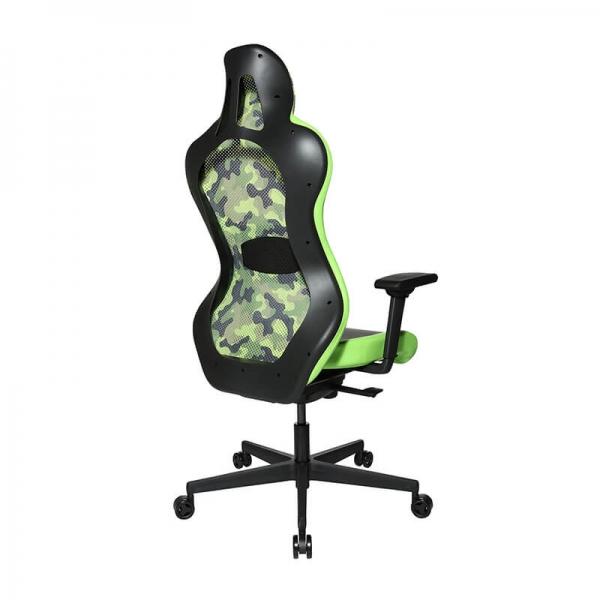 Chaise gamer avec assise dynamique rembourrée - Sitness - 30
