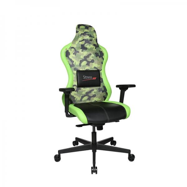 Chaise d'ordinateur gamer ergonomique - Sitness - 32