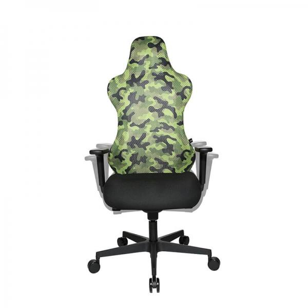 Chaise pour jeux vidéo avec réglages ergonomiques - Sitness - 21