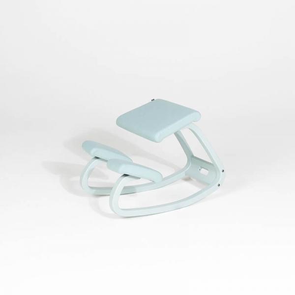 Chaise de bureau ergonomique à bascule en tissu - Variable Monochrome Varier® - 6