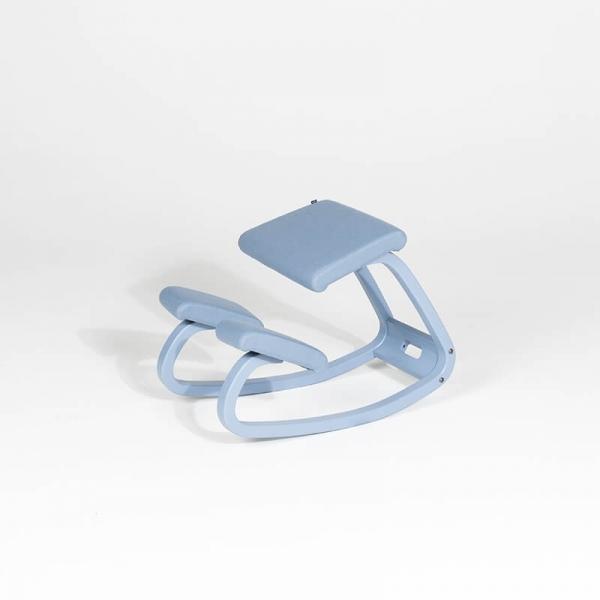 Chaise de bureau ergonomique à bascule en tissu - Variable Monochrome Varier® - 7