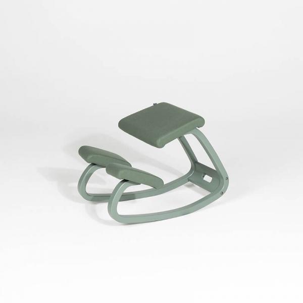 Chaise de bureau ergonomique à bascule en tissu - Variable Monochrome Varier® - 8