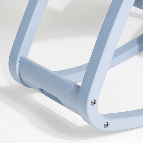 Chaise de bureau ergonomique à bascule en tissu - Variable Monochrome Varier® - 10