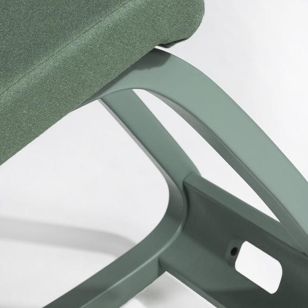 Chaise de bureau ergonomique à bascule en tissu - Variable Monochrome Varier® - 14