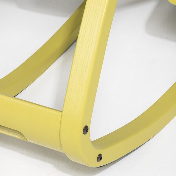 Chaise de bureau ergonomique à bascule en tissu - Variable Monochrome Varier® - 16