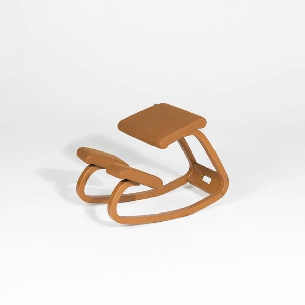 Chaise de bureau ergonomique à bascule en tissu - Variable Monochrome Varier® - 5