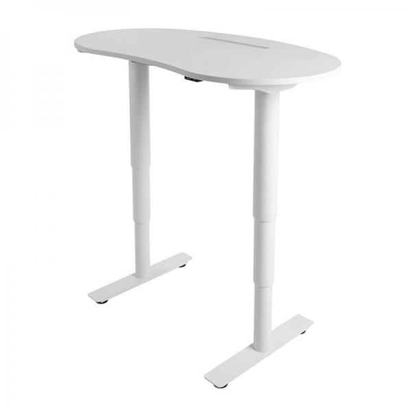 Bureau ergonomique réglable électrique électrique - Sitness X Up 10 - 4