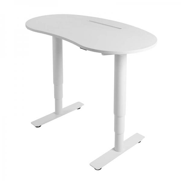Bureau hauteur réglable électrique fabrication allemande - Sitness X Up 10 - 5