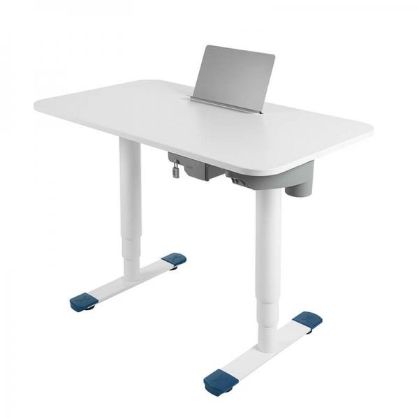Bureau électrique réglable avec porte tablette - Sitness X - 20