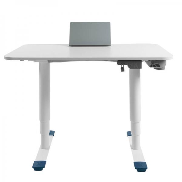 Bureau assis debout électrique avec gadgets pratiques - Sitness X - 22