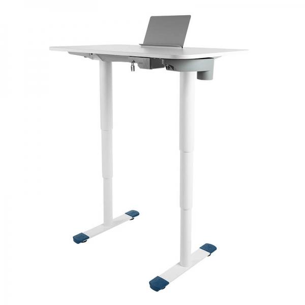 Bureau ergonomique de fabrication allemande électrique - Sitness X - 27